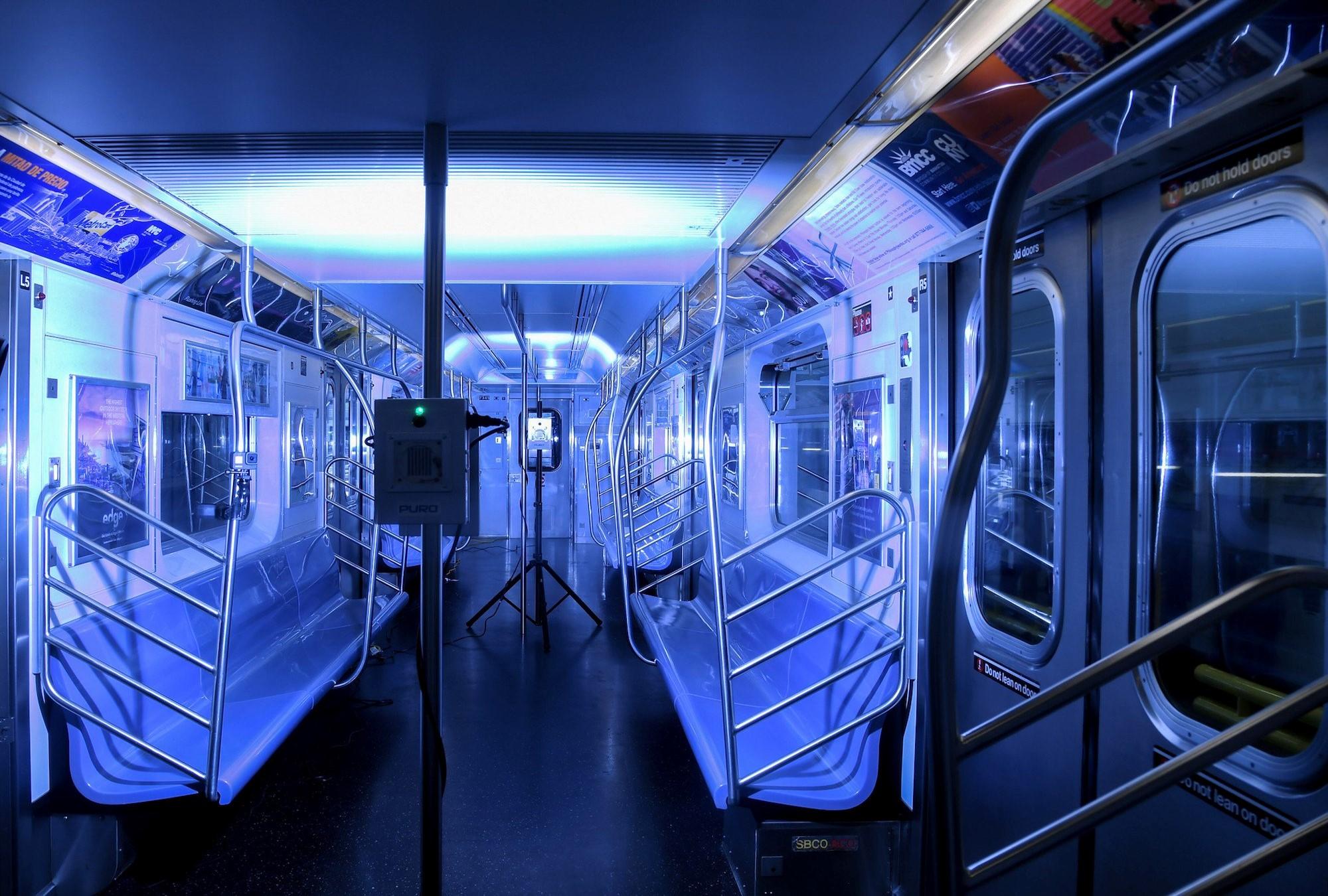 Subway UV