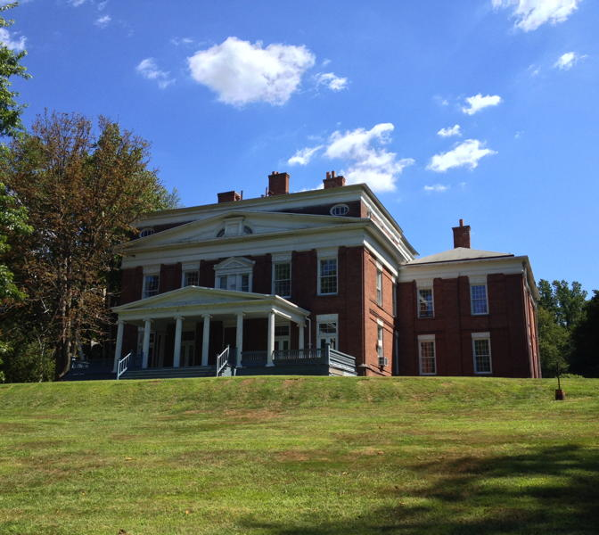 Nevis Mansion House 2014